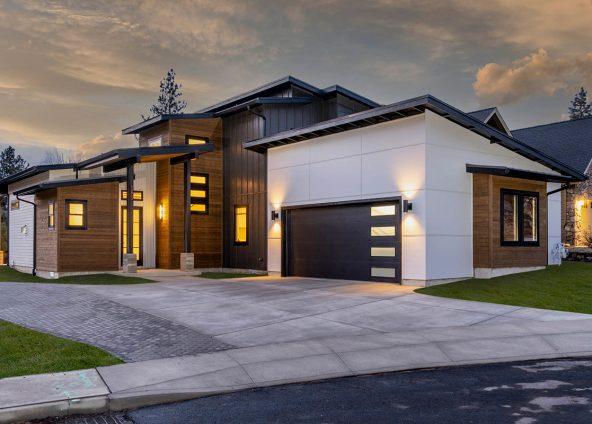 designing a custom home